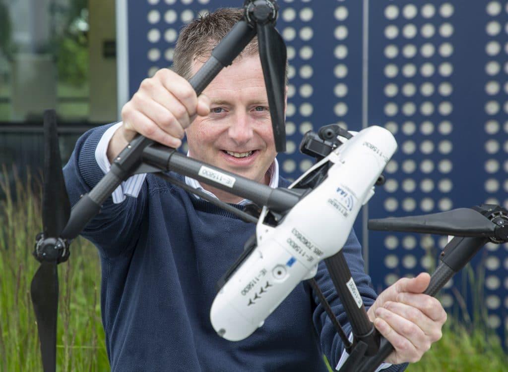 Ian Kiely - Drone Consultants