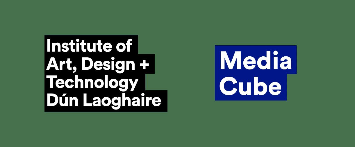 IADT Media Cube WebLogo